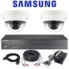 Samsung 1080p HD analógico interior al aire libre cámara domo de infrarrojos & DVR Grabadora Home Kit