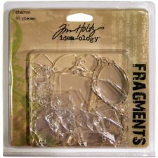 Tim Holtz Ideaology Fragments 48 Charms