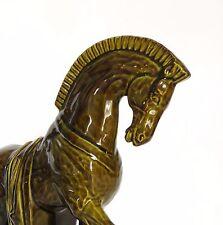 Lane Van Nuys Trojan Horse Statue Figurine Mid Century Vintage