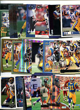 Amp Lee 21 card lot all different Florida St. Seminoles / St. Louis Rams