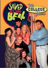 Saved By the Bell - The College Years: Season 1 (DVD, 2004, 3-Disc Set)