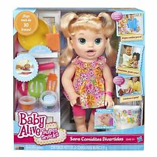 Baby Alive Super Snacks Snackin' Sara - Blonde