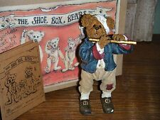Boyds Bears Shoebox 2004 ~ 1E George ~ Style #3247 Americana