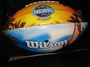 2009 PRO BOWL NFL FOOTBALL HAWAII WILSON BRAND NEW