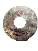 Sega CD Lethal Enforcers Gun Fighters 1994 Disc ONLY
