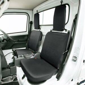 Mini truck seat cover (water proof) for DAIHATSU HIJET Driver/Passenger seat set