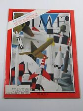 Magazine, Time- The Size & Condition Of The U.S. Atomic Arsenal- August 1963