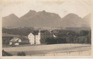 """Germany""""Hundred Year old photo postcard from collection""""Theressien beim Strobing"""