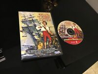 EL PIRATA DE LA ISLA TORTUGA DVD GUY MADISON RICK BATTAGLIA INGE SCHONER