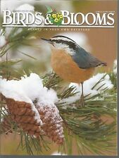 Birds & Blooms December January 2009 Healthier Garden/Pansies in the Snow