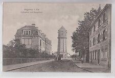 B82211 hagenau i els gymnasium und wasserturm  france Haugenau front back image