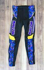 Pearl Izumi Technical Wear Black Running Cycling Zip Pants Size L *FREE SHIP!*