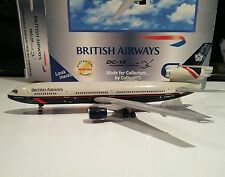 Gemini Jets GJBAW293 British Airways G-BEBM 1/400 Landor Douglas DC-10 air model