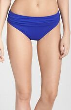 Tommy Bahama Hipster Ruched Swim Bottom Separates X-Small 1134