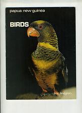 (125) Papua New Guinea Birds / Eric Lindgren