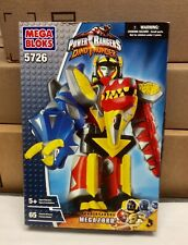 5726 MEGA BLOKS POWER RANGERS Dino Thunder Megazord  Open Box , Sealed packages
