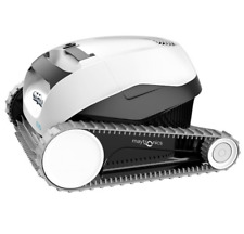 Dolphin E10 AboveGround Robotic Pool Cleaner w/Clever Clean| Maytronics 99996133