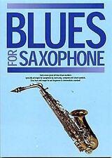 Partitions musicales et livres de chansons contemporains pour Blues pour saxophone