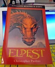ELDEST : INHERITANCE  -  CHRISTOPHER PAOLINI   ARC 08/2005  YA  RARE  BOOK 2