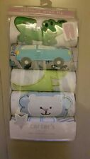Carter's Your Everyday Baby Pants (5-pack) Boys 6-9 mos
