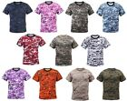 Army USMC Digital Camouflage Marines Tactical Military Short Sleeve T-Shirt 6494
