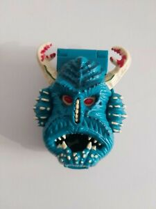 Mighty Max Sea Squirm horror heads Bluebird Toys 1992 part of play set #2
