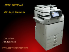 Ricoh Mp 3054 Blackwhite Copier Printer Scanner Low Meter Count