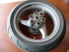Rear wheel & tire Ducati Monster 800 03 #F6