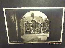 Architektur/Bauwerk Ansichtskarten aus Hessen mit dem Thema Burg & Schloss