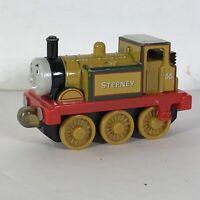 Thomas The Train Stepney Tank Engine Diecast Metal Rare Take  and Play #55