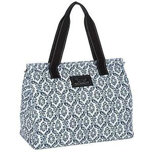 SCOUT Cool Clutch Insulated Picnic Cooler Shoulder bag ExteriorPocketTheBlueHour