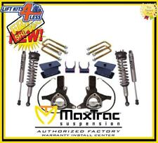 "MaxTrac K881574F 7"" Lift Kit w/Fox Shocks for 2016-18 Chevy Silverado 1500 2WD"