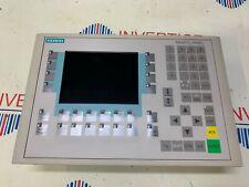 Siemens OP 270 KEY-6 Operator panel 6AV6542-0CA10-0AX0   6AV6 542-0CA10-0AX0