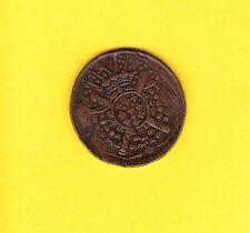 (ROY 73)  MONNAIE DE LOUIS XIV XX SOLS SIEGE DE LILLE 1708 (TTB)
