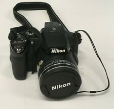 Nikon Cool PIX P510. 42 X Optical Zoom Wide.-Full HD GPS
