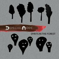 DEPECHE MODE - SPIRITS IN THE FOREST (CD/BLURAY)  3 CD+BLU-RAY NEW!
