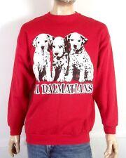 vtg 90s RARE Disney 101 Dalmations Movie Film Sweatshirt 1996 original Adult XL