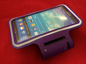 EXERCISE GYM RUNNING SPORT ARMBAND CASE COVER FOR SAMSUNG GALAXY S8 PLUS S9 PLUS