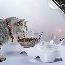 Anti-Vomiting Orthopedic Pet Cat Dog Bowl -High Quality