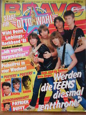 BRAVO 46 - 1981 (1) Teens Elvis Patrick Duffy Adam Ant Bob Marley Shakin Stevens