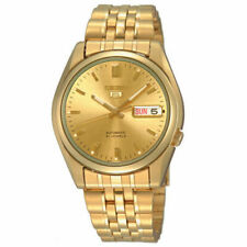 Seiko 5 SNK366K1 Automatic Stainless Steel Gold Analog Men's Watch