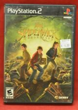 Playstation 2 PS2 The Spiderwick Chronicles Game Rated T 10+ Sierra 1472