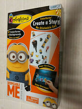 Despicable Me Colorforms NEW SEALED