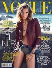 VOGUE SPAIN Magazine July 2013,Daria Werbowy,Patrick Demarchelier NEW