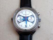 POLJOT Poliot OCEAN 3133 SHTURMANSKIE CHRONOGRAPH USSR vintage men's watch