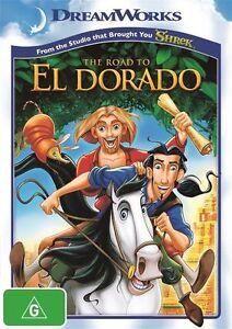 The Road To El Dorado : NEW DVD