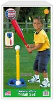 American Plastic Toys Kids Toy T-Ball Set For Ptactice Gift Item For Children R1