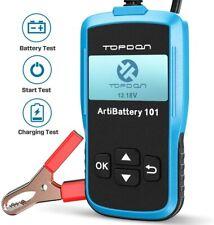 2020Upgraded! Automotive Battery Tester 12V Car VAG VAN Load FULL Analyzer Tool