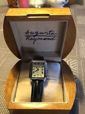 Automatik Uhr Auguste Reymond Swiss made in Holzschatulle