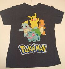 Vintage Pokemon T Shirt Starter Pokemon Mens Small